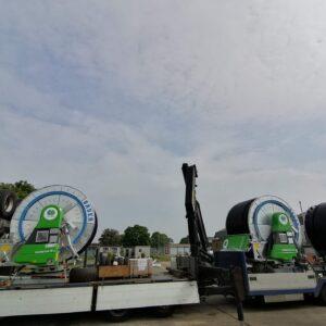 Bauer Irrigators E31 E11 Sold Delivery