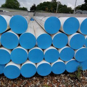 PVC Underground Main Pipe Installation Sales